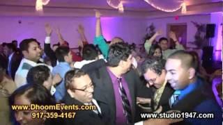 Indian Wedding DJ - Indian DJ in NY, NJ, CT - Dhoom Events - Niraj and Bindiya