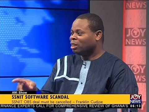 SSNIT Software Scandal - AM News on JoyNews (20-4-18)
