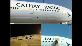 """What the F: Cathay Pacific's """"blooper"""" has social media in splits"""