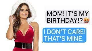 R/entitledparents | Entitled Mom Steals *my Birthday* Presents (reddit Stories)