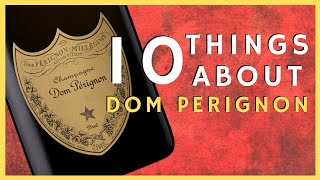 10 Dom Perignon Facts You Didn't Know