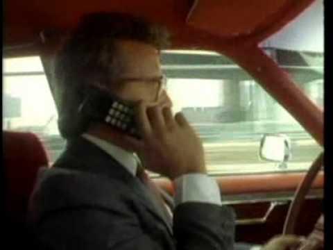 1980s Motorola DynaTAC Promotional Video