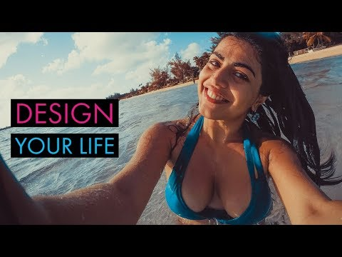 Do you believe you can design your life?  Be Inspired