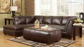 Durablend Mahogany Living Room Collection From Signature Design By Ashley