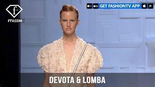 Madrid Fashion Week Spring Summer 2018 - Devota & Lomba | FashionTV