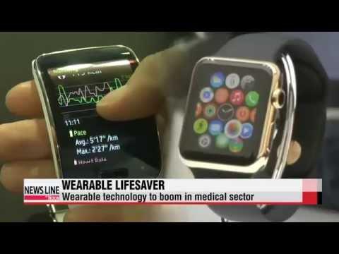 Wearable medical device to help detecting diseases   웨어러블 센서로 심혈관 질환 실시간 진단