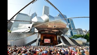 2019 Chicago Blues Festival - June 9 in Millennium Park