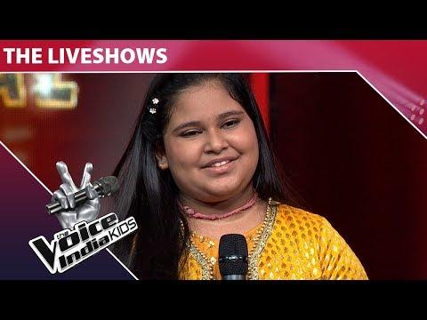 Sneha Shankar Performs on Sajdaa | The Voice India Kids | Episode 25