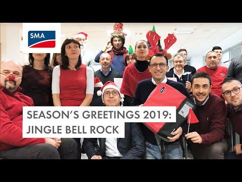 Season's Greetings 2019: Jingle Bell Rock