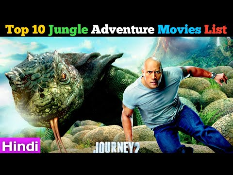 Top 10 Jungle Adventure Movies List Dubbed Hindi By Top Filmy Boy Review