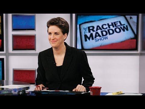 MSNBC LIVE | The Rachel Maddow Show | BREAKING NEWS 2/9/18