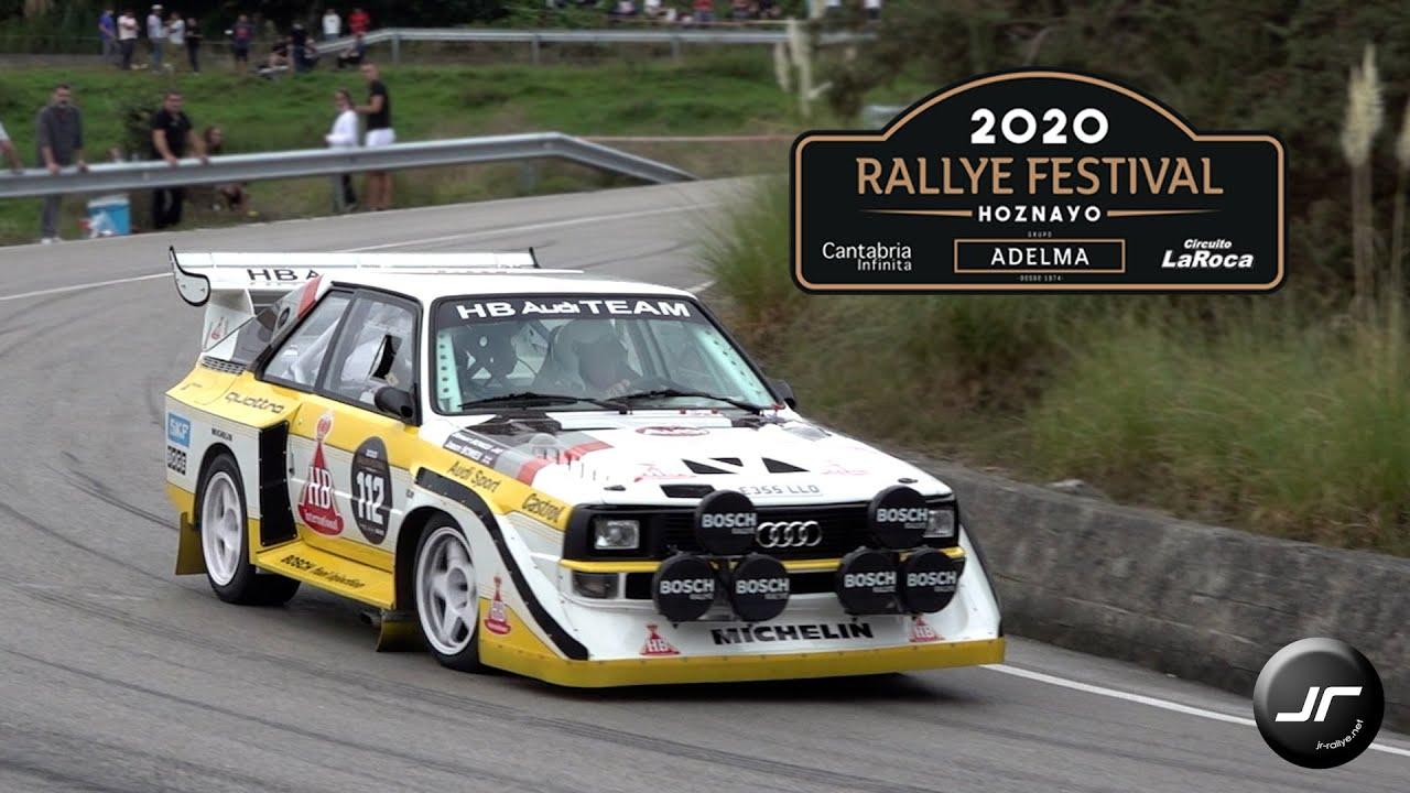 Rallye Festival Hoznayo 2020 [2021] | Big Show & Crash & Mistakes