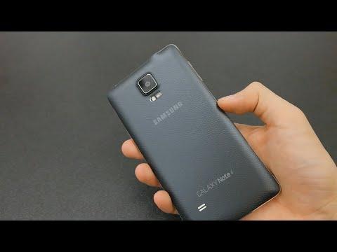 Análise do Samsung Galaxy Note 4 (Review em Português)