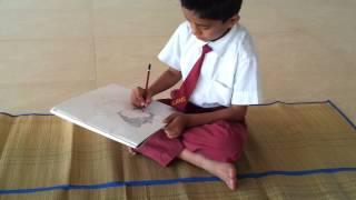Rohan Thakar making picture