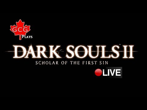 Dark Souls II: Scholar of the First Sin [Stream] - Part 41: Clearing The Gutter & Iron Keep