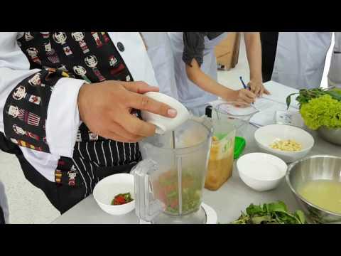 เคล็ดลับ วิธีการทำน้ำจิ้มซีฟู๊ด ให้อร่อยแซ่บเว่อร์ By Chef TUM