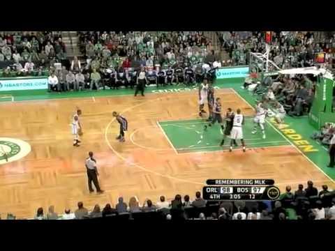 NBA Orlando Magic Vs Boston Celtics Game Recap (17-1-2011)