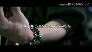 Gambar cover Killing Me inside -  Luka (With Lyric)