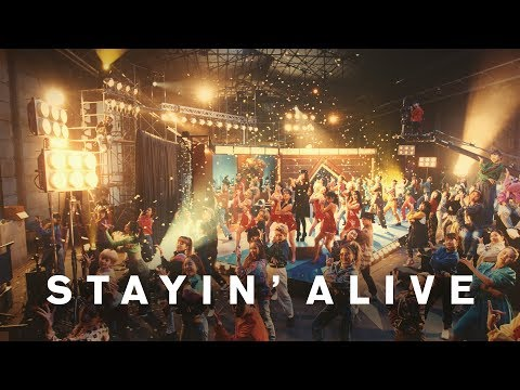JUJU 『STAYIN' ALIVE』 Music Video