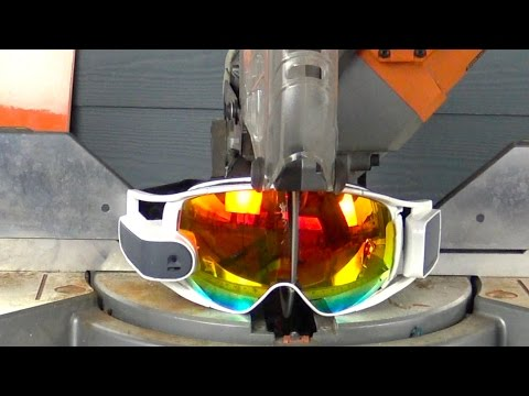 Whats inside Augmented Reality Ski Goggles?
