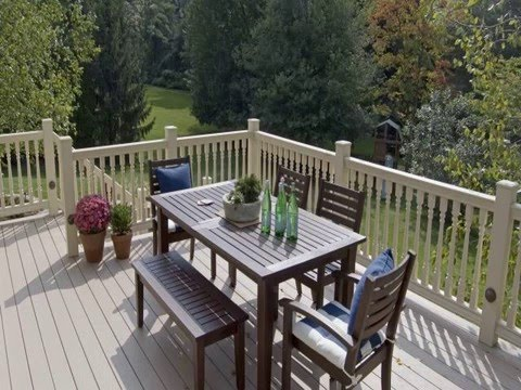 Cost Of Replacing Deck Boards With Composite