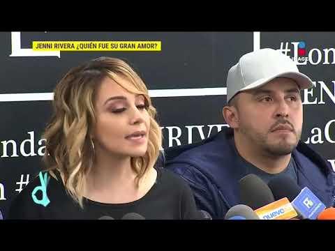 ¡Fernie, el verdadero amor de Jenni Rivera en la inauguración de su boutique!   De Primera Mano