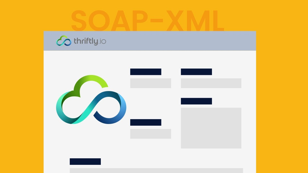 How to Consume SOAP-XML from a Thriftly API in JavaScript with jQuery