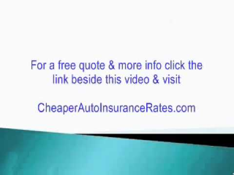 Car Insurance California Liability Additional Driver