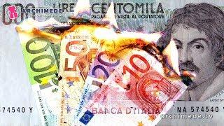 Ritorno della lira: cosa succederebbe con l'Italia fuori dall'euro?