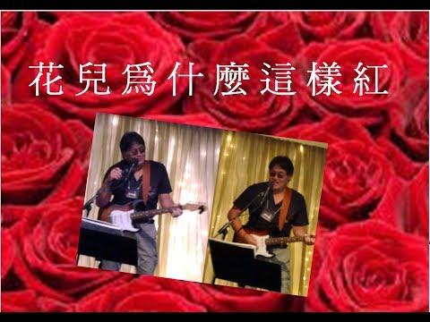 花 兒 為 什 麼 這 樣 紅 - 桑巴舞曲 - Samba Dance Music
