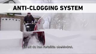 Toro PowerMaxHD Snow Blower, Swedish