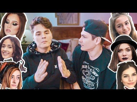 KISS MARRY KILL CHALLENGE cu YOUTUBERI ROMÂNI