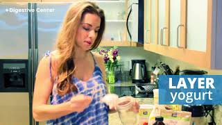Digestive Center Happy Belly Oats Recipe WIth Sarah Jackson, RDN
