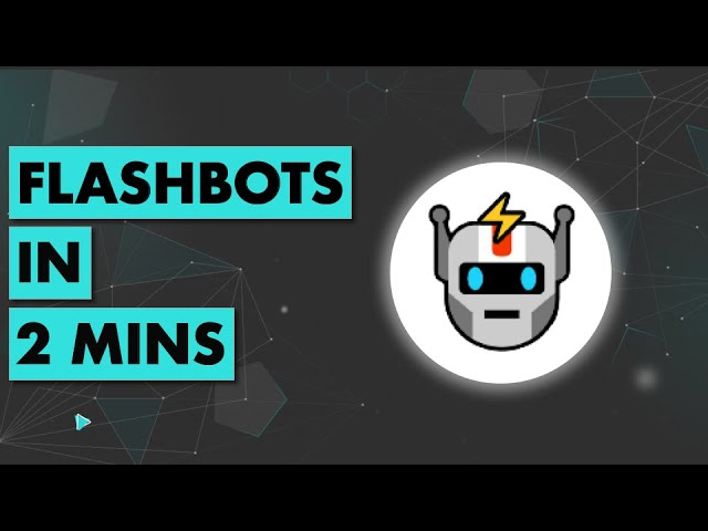 Flashbots in 2 mins