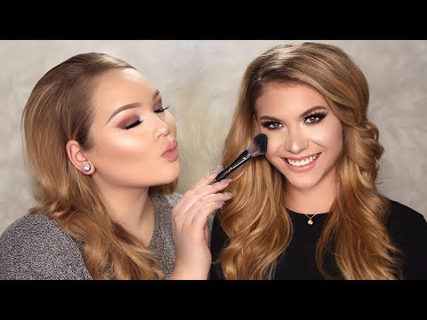 DOING MISS NETHERLANDS' MAKEUP! Miss Universe | GLAMFORMATIONS #3