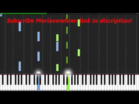 Luigi's-Mansion|Song-(Piano|