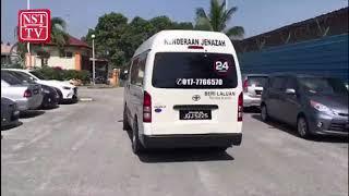 Pak Ngah's body arrives from Batam