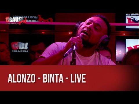 Alonzo - Binta - Live - C'Cauet sur NRJ