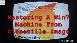 Clonezilla Tutorial Windows 7 - Travel Online