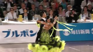 4K JDSF/WDSF Tokyo Open 2016 | Semifinal Tango