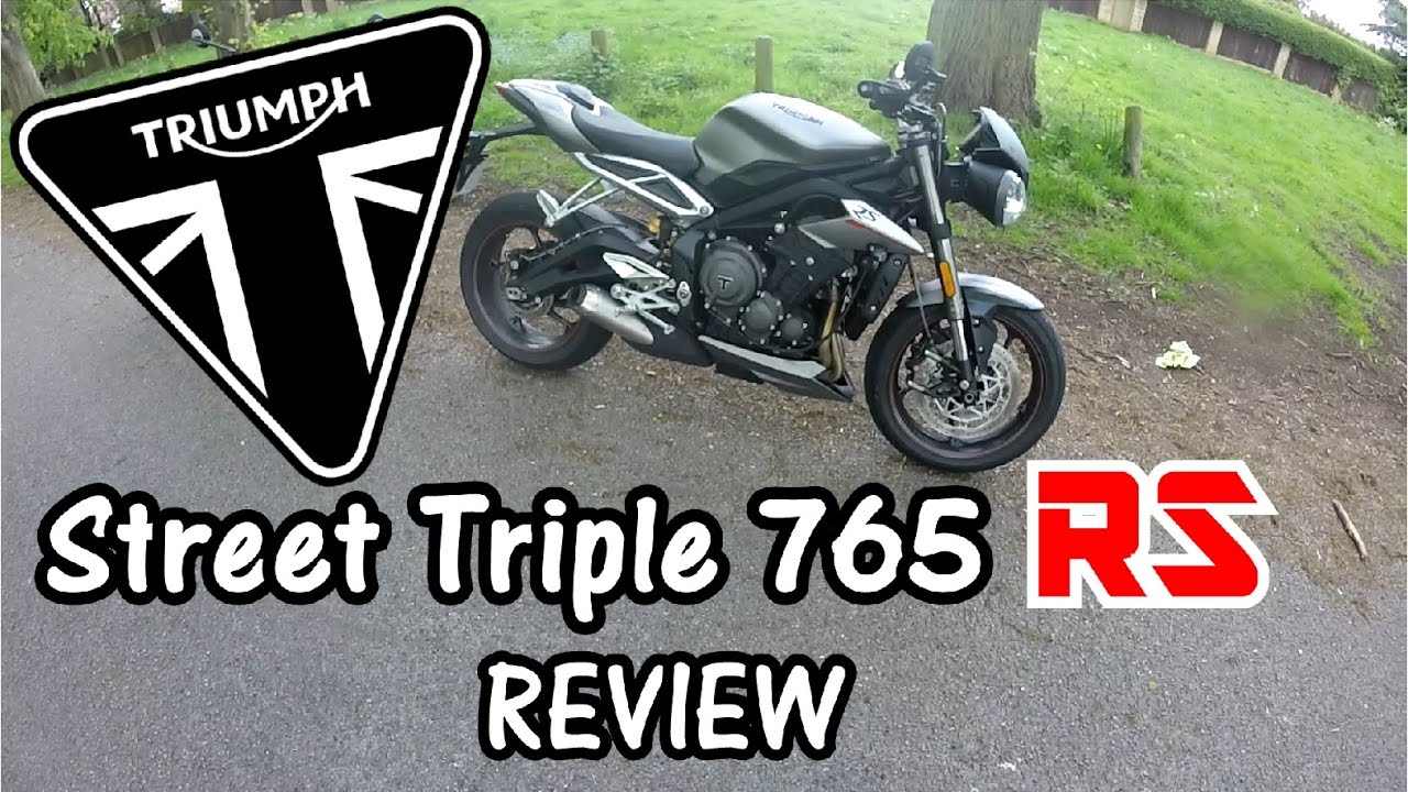 street triple 765 rs review triumph 2017 youtube. Black Bedroom Furniture Sets. Home Design Ideas