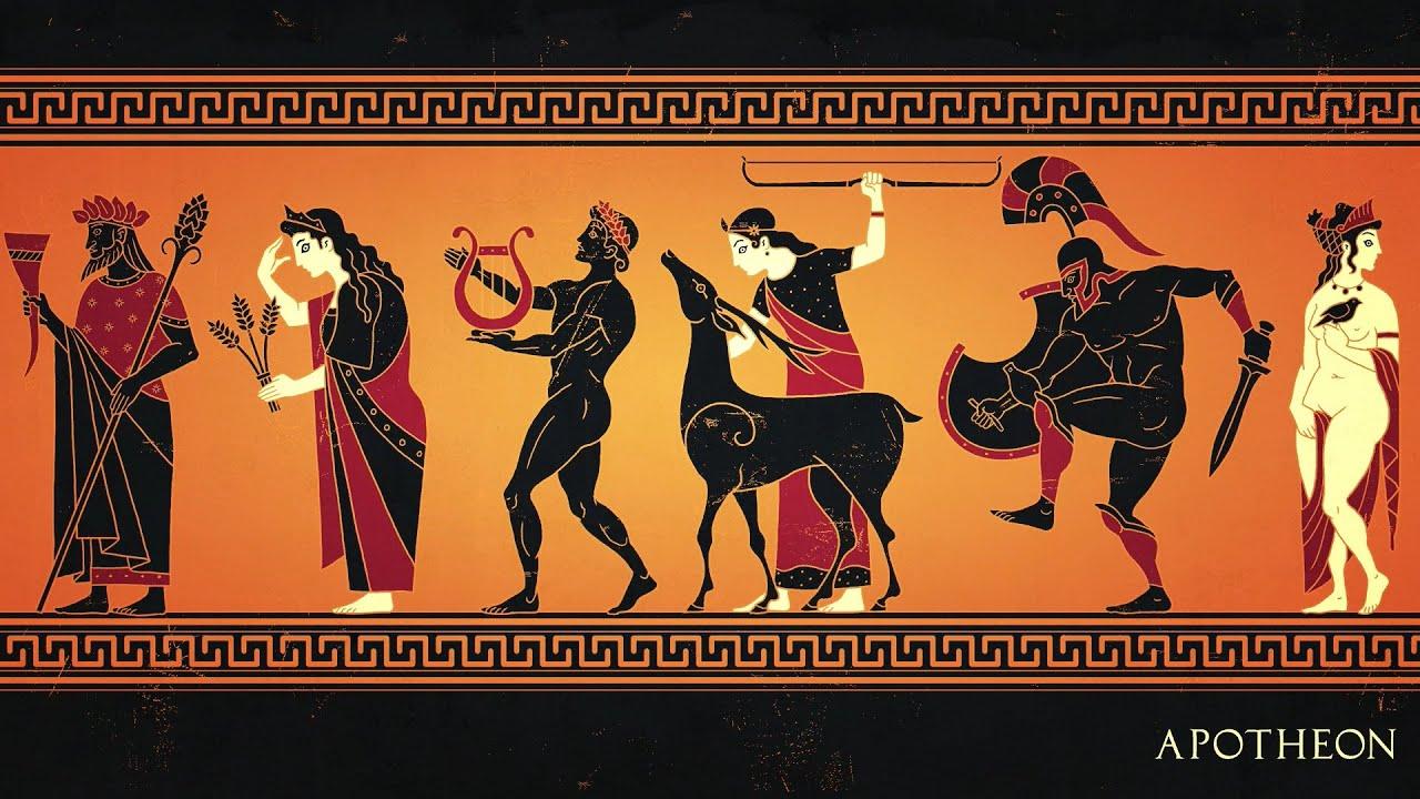 Minoan Art Apotheon (PS4)   Vid&#...