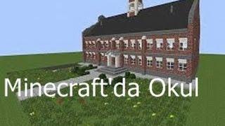 Minecraft Okul Zamanı : Okul'dan Nasıl Kaçılır 3 Yol :D :D