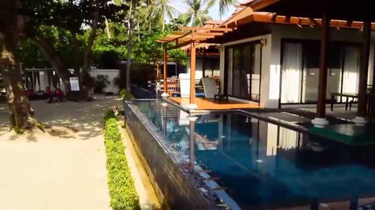 The Briza Beach Resort Spa Koh Samui True Beachfront Com