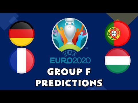 EURO 2020 GROUP F PREDICTIONS