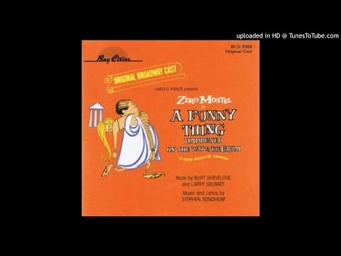 Funeral Sequence- A FUNNY THING HAPPENED ON THE WAY TO THE FORUM SOUNDTRACK