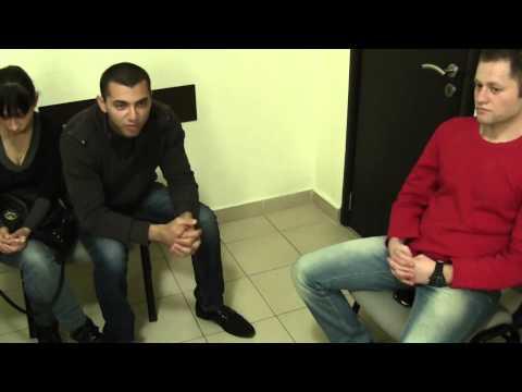 Roman population in Bulgaria. Video Journalism