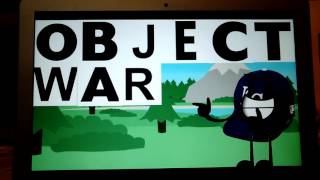 OLD Object War episode 1 A new beginning