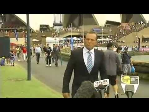 Footage Gives Fresh View Of Australia Day Protest (2012) | 7.30