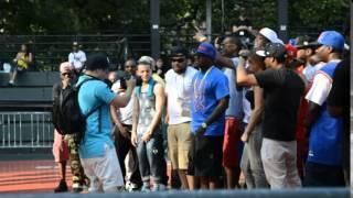 New York Oun P Ft JADAKISS Behind the scenes footage